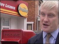 Graham Stuart, Conservative MP for Beverley and Holderness