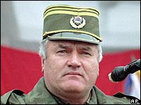 Ratko Mladic - file pic
