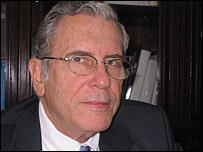 Carlos Holguín, ministro del Interior