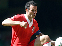Ryan Giggs believes there is hope for Wales in the future