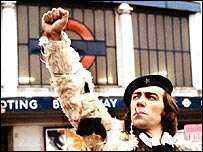 Robert Lindsay in 1970s TV  sitcom 'Citizen Smith'