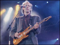 Knopfler in Dire Straits