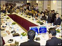 Meeting of Cambodian and foreign judges in Phnom Penh, Cambodia - 04/06/07