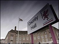 Somerset County Hall