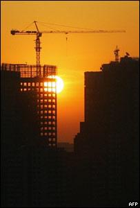 Construcci�n de edificios en Pek�n