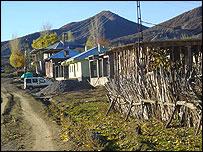 Homes in Tunceli