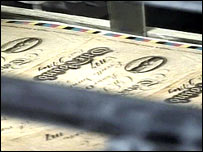 Totnes pound note