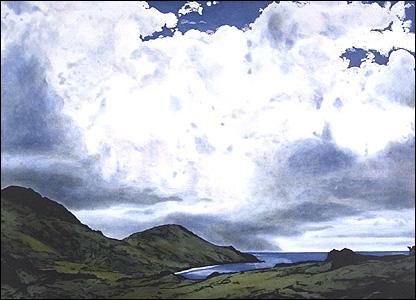 April Gornik - Suspended Sky
