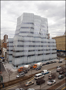 Thomas Mayer - The ICA Building, New York