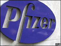 Pfizer logo