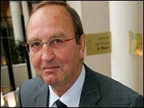 Former Telekom team manager Walter Godefroot