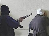 Задержание в Чечне