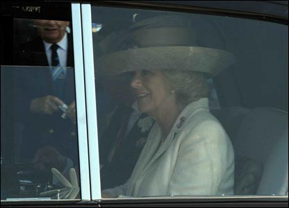 Prince Charles and the Duchess of Cornwall are now starting their annual tour of Wales