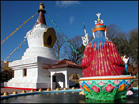 Samye Ling Tibetan Centre - Undiscovered Scotland