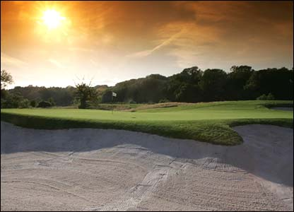 Hole 6, 452 yards, Par 4 the Ryder Cup Course at Celtic Manor (photo: sportingwales.com)