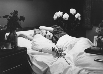 Peter Hujar - Candy Darling on Her Deathbed