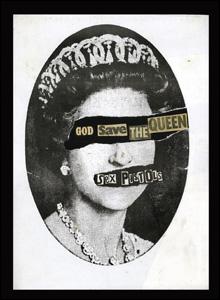 Jamie Reid - God Save The Queen