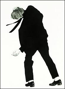 Robert Longo - Untitled (Joe)