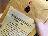Los documentos sellados