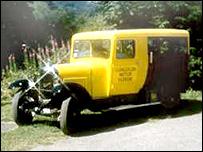 1926 Citroen B12 Bolangerie