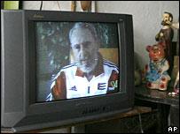 Fidel Castro on Cuban TV, 5 June 2007