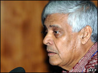Opec secretary general Abdalla el-Badri