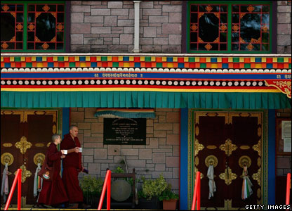 Samye Ling temple (Jeff J Mitchell/Getty Images)