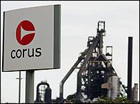 Corus Port Talbot