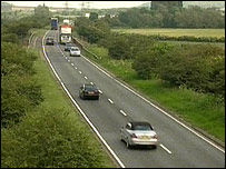 The A453