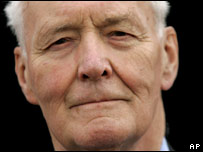 Former MP and chairman of the Stop the War collation, Tony Benn