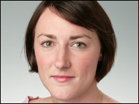 Liberal Democrat Treasury spokesperson, Julia Goldsworthy