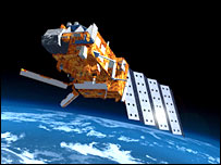Metop, one of the Argos satellites (CLS)