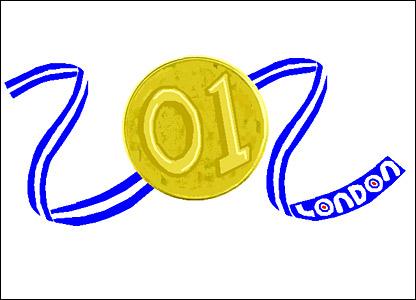 Glyn Summerhayes Olympic logo