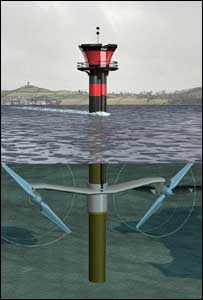 Turbine will operate in Strangford Lough for up to five years