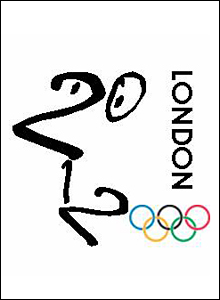 David Nugent's design for Olympic logo