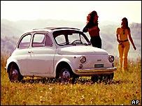 1957 Fiat advertisement