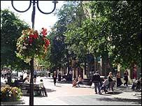 perth town centre