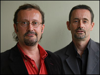 Richard and Chris Voysey