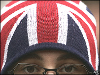 Union Flag hat