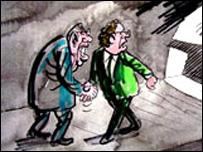 Ian Knox cartoon