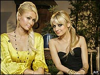 Paris and Nicole