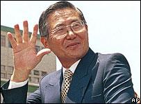 Alberto Fujimori (2000)
