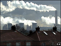 UK power plant - file photo