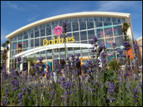 Dobbies centre
