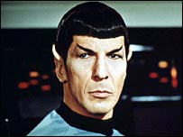 Mr Spock