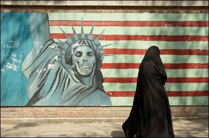 Anti-American propaganda