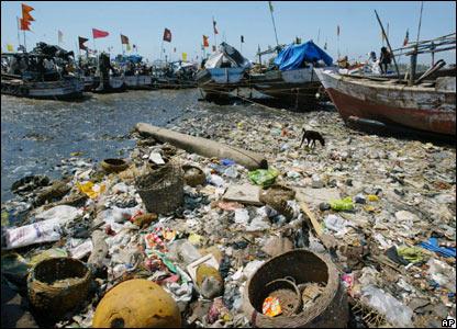 environmental degradation in mumbai
