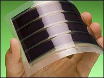 Photovoltaic film (Image: G24i)