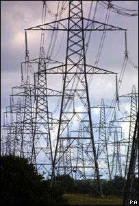 Pylons (Image: PA)