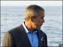 President Bush on Thursday, 7 June